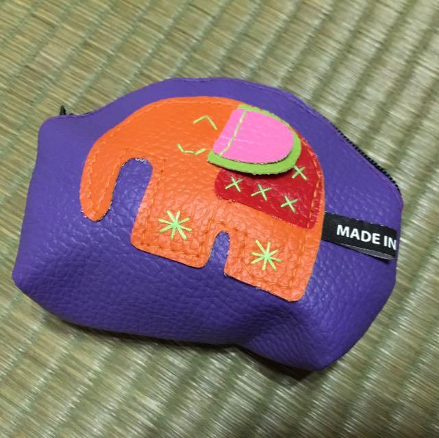 泰國大象零錢包