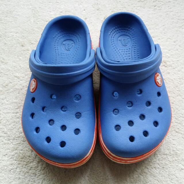 二手 crocs童鞋 C10/11