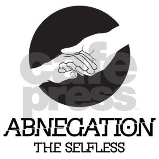 Abnegation Keychain (Divergent Series)