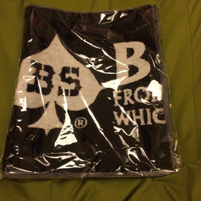B-side毛巾