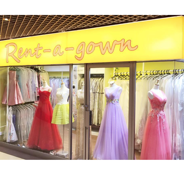 Evening Gown Rental at The Plaza., Women\'s Fashion on Carousell