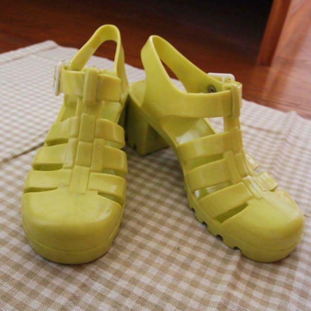 (降)JuJu英國果凍鞋,雨天好幫手