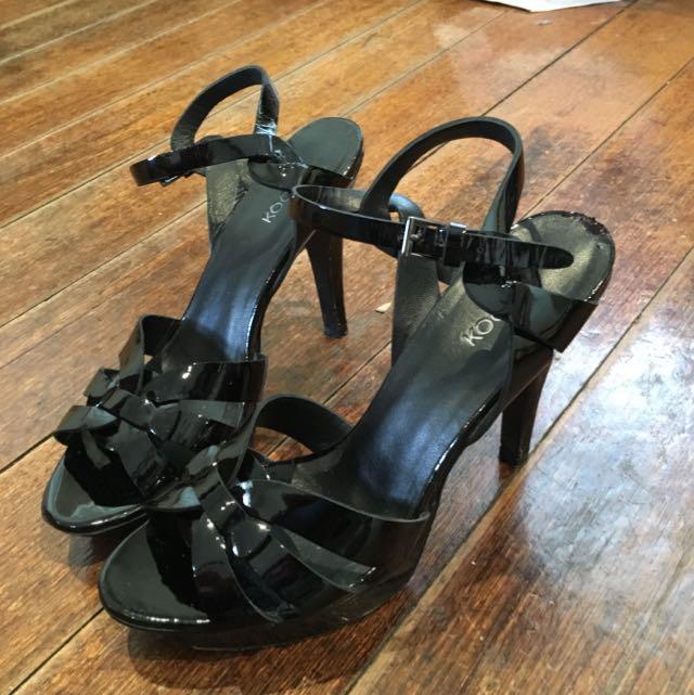 Kookai Patent Leather Heels