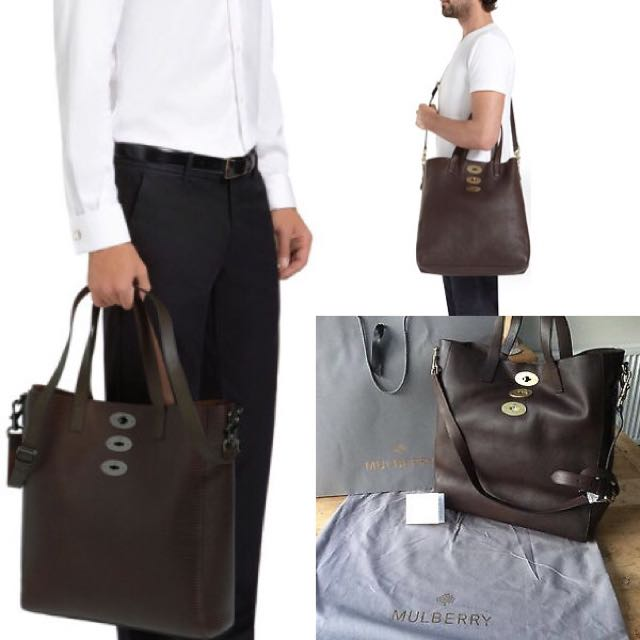 2c9ecb8de5 ... good mulberry mens brynmore tote luxury on carousell 7eb8f 77e25
