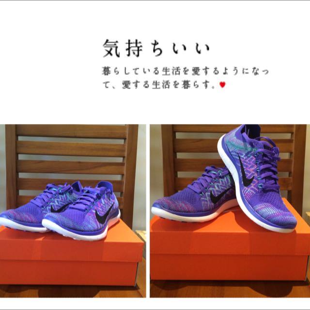 張鈞甯代言:Nike 編織款慢跑鞋