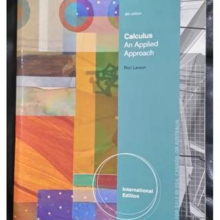 🚚 微積分 Calculus 9/E Ron Larson ISBN 978-1-133-11003-3 #出清課本