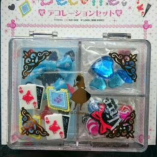 正版日本進口🎆愛麗斯夢遊仙境🎆 裝飾貼/手機貼/隨意貼