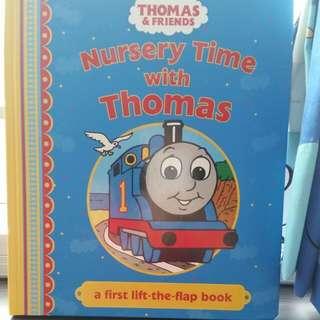 Thomas Nursery Story Book