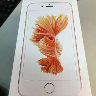 售iphone6 64g 玫瑰金 台積電 香港貨
