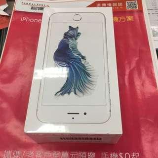 (待面交)IPHONE6S I6S現貨 銀色64G 4.7吋