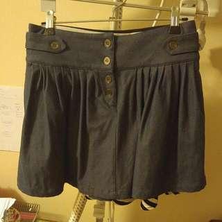 Demin Look Skirt