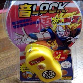 <sale!> Dragonball Goku Key Holder With sound (Special)