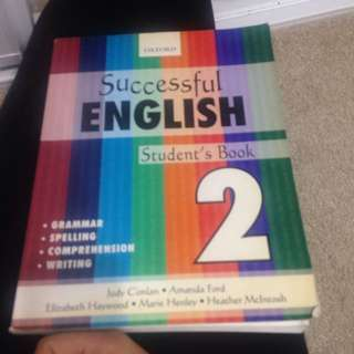 successful english 2 student's book