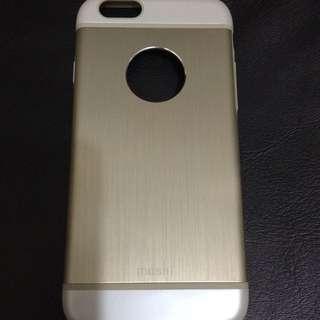 Moshi I Phone6/6S 原廠超薄鋁製保護背殼