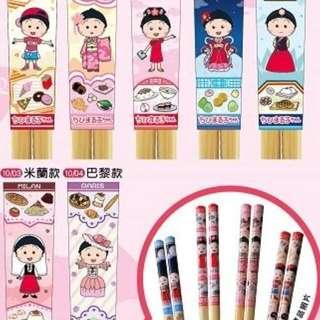 小丸子環保竹筷