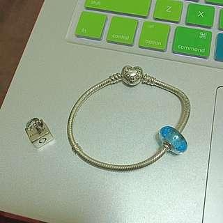 Pandora情人節限定手環