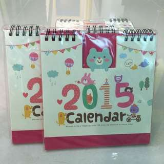 Calender 2015 [1 For $1.00]