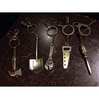 武器 吊飾 鑰匙圈