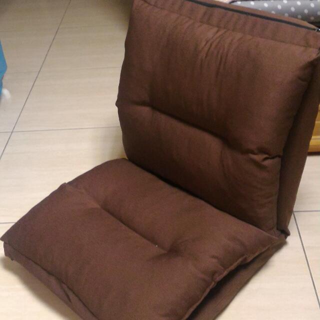 咖啡色和室椅(二手)