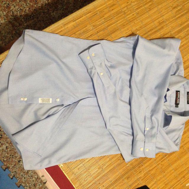 水藍色襯衫(商用)