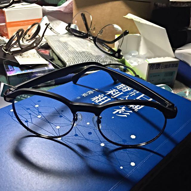 文青眼鏡 框
