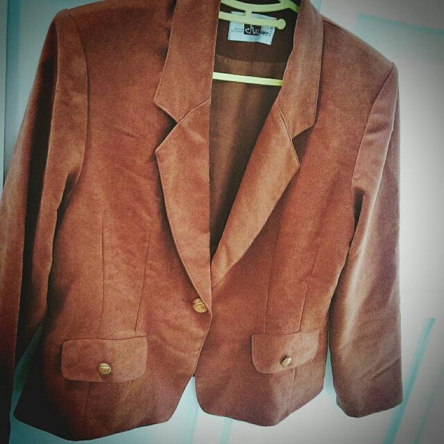 秋冬裝 類西裝外套