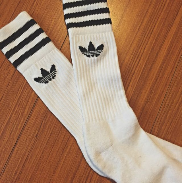 Adidas 厚長襪 ✨正品