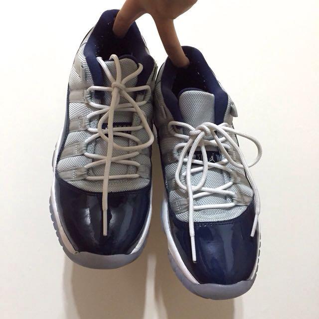 Air Jordan 11 Georgetown 喬治城 11代 Nike 喬丹
