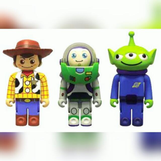 Babekub 玩具總動員+小木偶