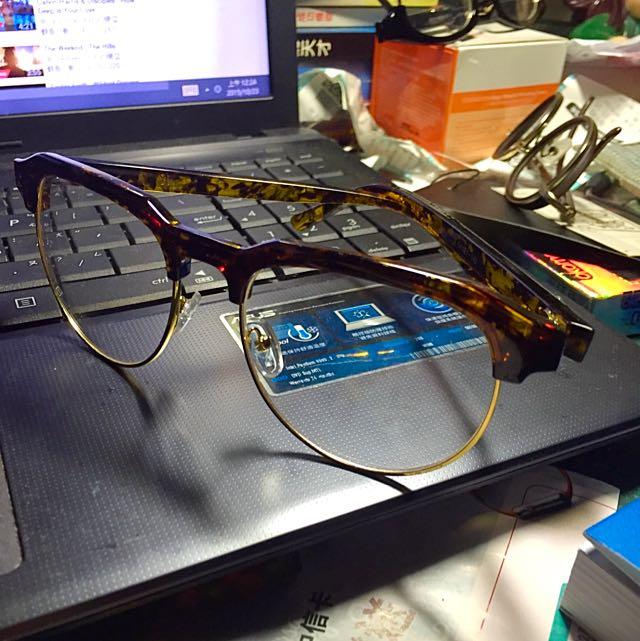 Cheaply Monday 眼鏡 鏡框 含 鏡片