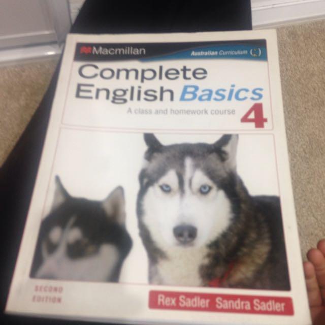 complete english basics 4