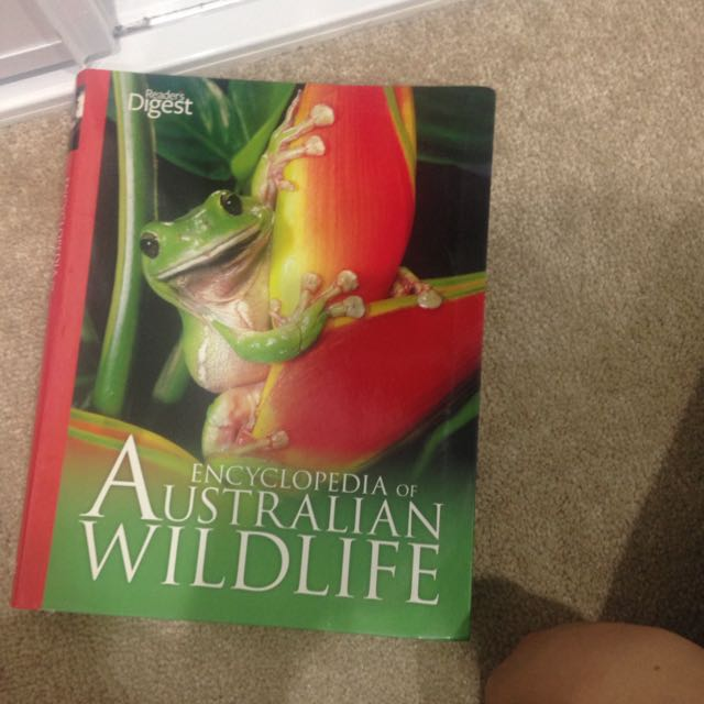 Encyclopedia of Australian Wildlife