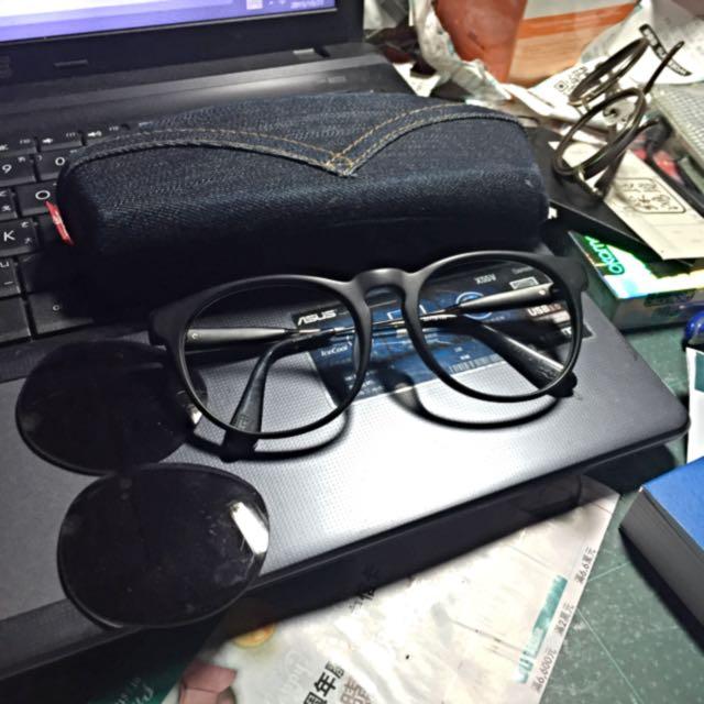 Levi's 墨鏡 復古 潮流 文青 眼鏡
