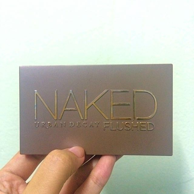 Reduced NAKED FLUSHED (Authentic)
