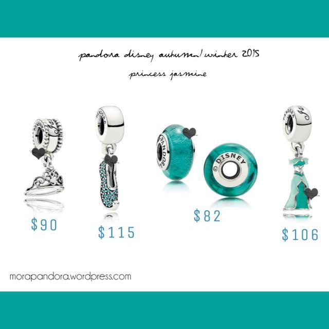 78e8202ad Closed] Pandora Disney Princess Charms, Bulletin Board, Preorders on ...