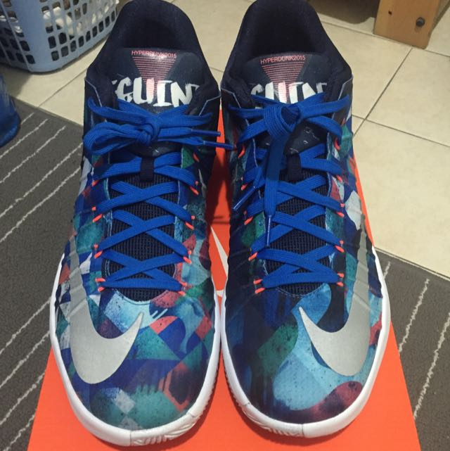 hot sale online d9f17 1dad8 ... ireland pre owned nike hyperdunk 2015 low rio sports on carousell 2c26a  7eda0