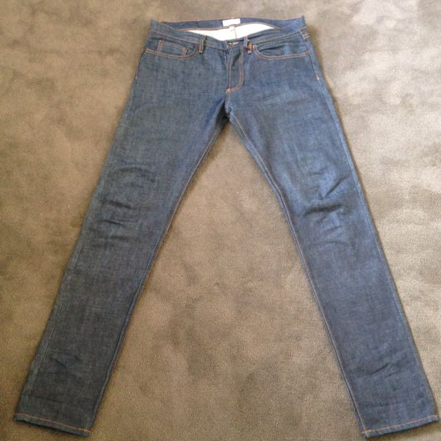 RPM West Slim Straight Jeans. Size 33