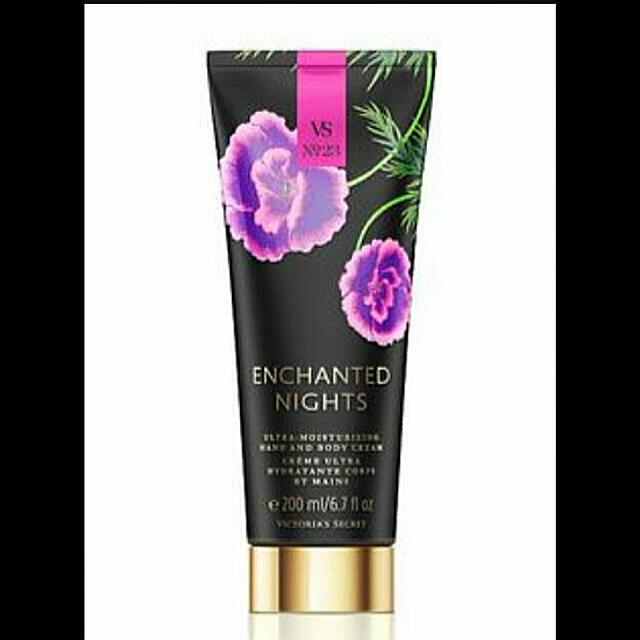 Victoria's Secret Enchaned Nights Hand& Body Cream