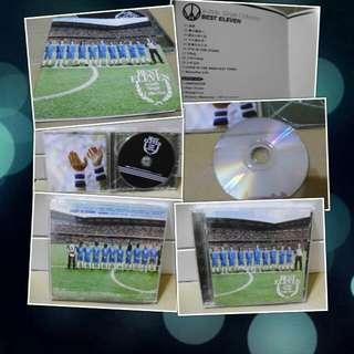 (保留中)[二手]w-inds. Best Eleven 單CD。