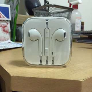 Apple EarPods 耳機 全新未拆封
