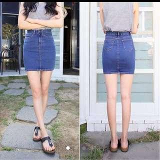 長腿 窄裙