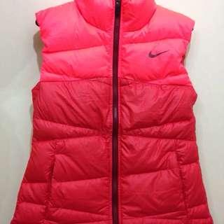全新 Nike羽絨背心 係數550  售價1500