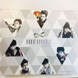 INFINITE COLLECTION CARD VOL.1
