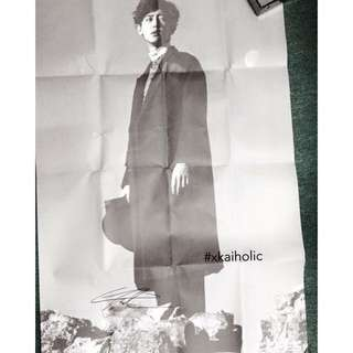 EXODUS Chanyeol Poster (Autographed Poster)