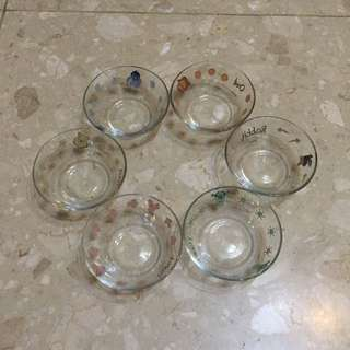 維尼玻璃碗