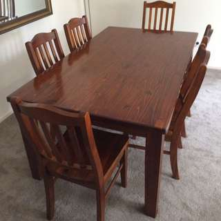 Pre Loved Dining Table