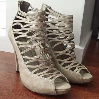 Stone Heels