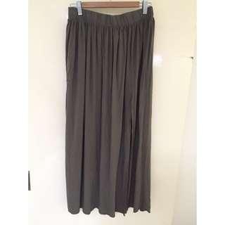 Maxi Skirt Size 12