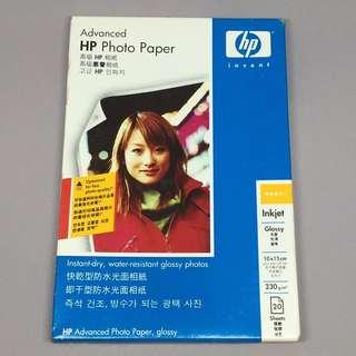 HP光面相紙