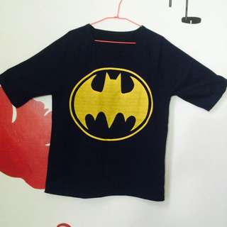 居家寬鬆超人系列-蝙蝠俠